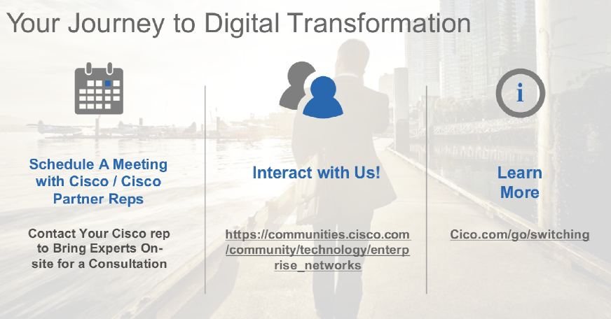 Your Journey to Digital Transformation